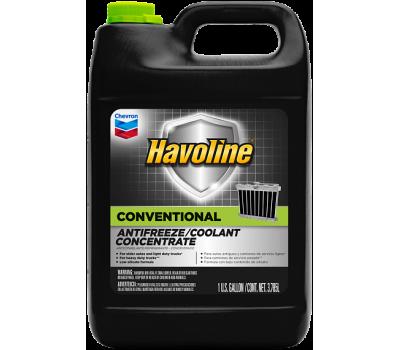 Антифриз готовый оранжевый CHEVRON Havoline Conventional Anti-Freeze/Coolant Premixed 50/50 (B) оптом и в розницу