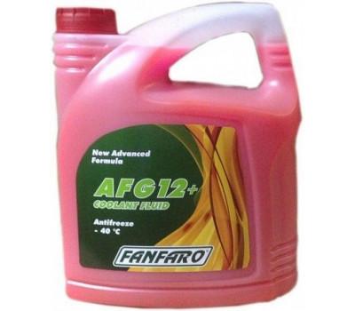 Антифриз FANFARO АФГ 12+ (красный) оптом и в розницу