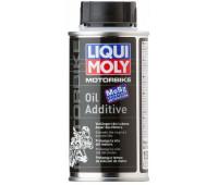 Антифрикционная присадка в масло для мотоциклов LIQUI MOLY Motorbike Oil Additiv