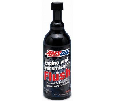 Средство для промывки AMSOIL Engine and Transmission Flush оптом и в розницу