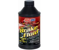 Тормозная жидкость AMSOIL Series 600 DOT 4 Racing Synthetic Brake Fluid