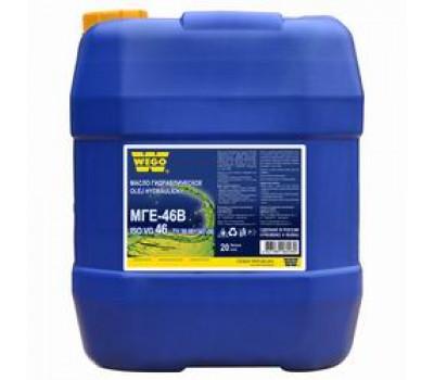 Гидравлическое масло WEGO МГЕ-46В оптом и в розницу