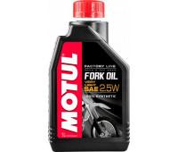 Вилочное масло MOTUL Fork Oil Factory Line Very Light 2,5W
