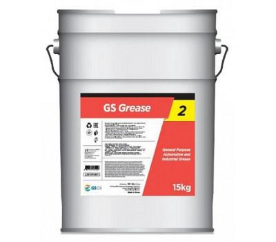 Смазка KIXX GS Grease EP 2 оптом и в розницу