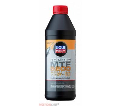 Трансмиссионное масло  LIQUI MOLY Top Tec MTF 5200 75W-80 оптом и в розницу