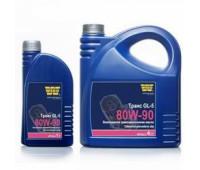 Трансмиссионное масла WEGO Trans GL-5 80W-90