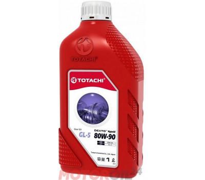 Трансмиссионное масло TOTACHI DENTO Hypoid Gear Oil GL-5 80W-90 оптом и в розницу