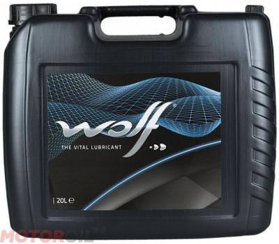 Трансмиссионное масло WOLF VitalTech 80W-90 GL-5 оптом и в розницу