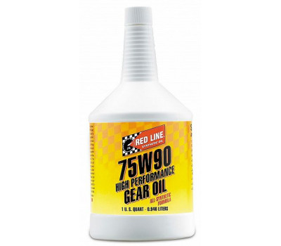 Трансмиссионное масло REDLINE OIL 75W-90 GL-5 оптом и в розницу