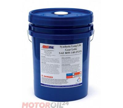 Трансмиссионное масло AMSOIL Synthetic Long Life Gear Lube 80W-140 оптом и в розницу