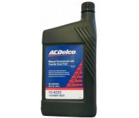 Трансмиссионное масло AC DELCO Manual Transmission And Transfer Case Fluid