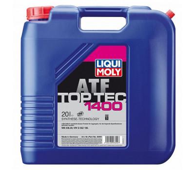 Трансмиссионное масло LIQUI MOLY CVT Top Tec ATF 1400 оптом и в розницу
