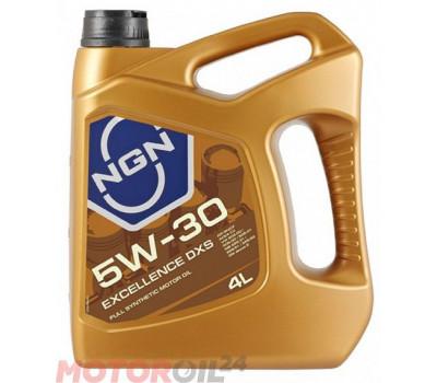 NGN Excellence DXS SN/CF 5W-30 оптом и в розницу
