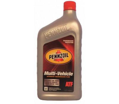Трансмиссионное масло PENNZOIL Multi-Vehicle ATF оптом и в розницу