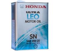 HONDA Ultra LEO 0W-20 SN