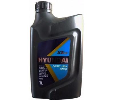 HYUNDAI XTeer Diesel Ultra 5W-30 оптом и в розницу