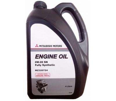 MITSUBISHI Genuine Oil 0W-20 SN GF-5 оптом и в розницу