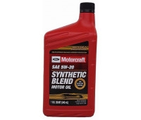 FORD Motorcraft Premium Synthetic Blend 5W-20