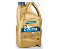 RAVENOL EFS EcoFullSynth 0W-20