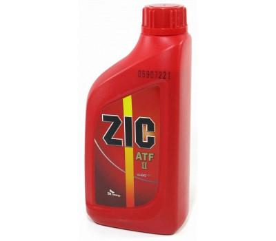 Трансмиссионное масло ZIC ATF II оптом и в розницу