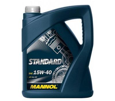 MANNOL Standart 15W-40 оптом и в розницу