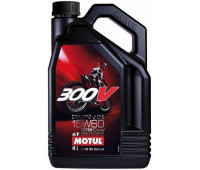 MOTUL 300V 4T Factory Line Off Road 15W-60