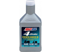 AMSOIL Formula 4-Stroke Synthetic Scooter Oil 10W-40