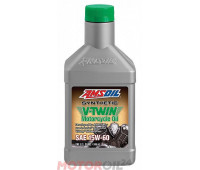 AMSOIL V-Twin Synthetic Motorcycle Oil 15W-60