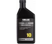 Вилочное масло YAMAHA Yamalube Fork Oil 10