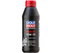 Трансмиссионное масло LIQUI MOLY Motorbike Gear Oil 75W-90