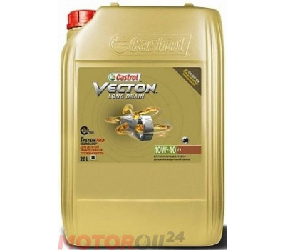 CASTROL Vecton Long Drain 10W-40 E7 оптом и в розницу