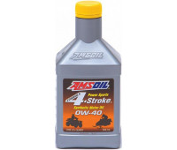 AMSOIL Formula 4-Stroke PowerSports Synthetic Motor Oil 0W-40