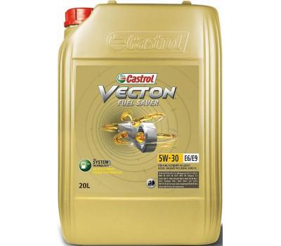 CASTROL Vecton Fuel Saver 5W-30 E6/E9 оптом и в розницу