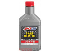 AMSOIL 100% Synthetic Small Engine Oil 10W-30