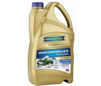 RAVENOL Snowmobiles Fullsynth 2T