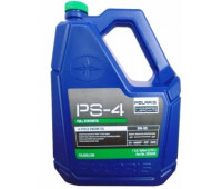 POLARIS Pure Polaris PS-4 Full Synthetic 4-Cycle Oil 5W-50