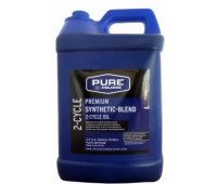 PURE POLARIS Premium Synthetic Blend 2-Cycle Engine Oil