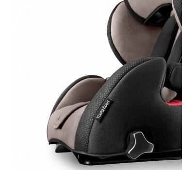 Детское автокресло RECARO Young Sport Hero Xenon Blue оптом и в розницу