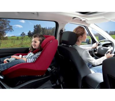 Детское автокресло MAXI-COSI 2wayPearl + 2WayFix Origami Red оптом и в розницу