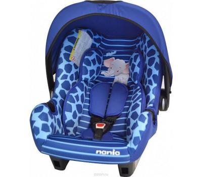 Детское автокресло NANIA Beone SP Animals синий