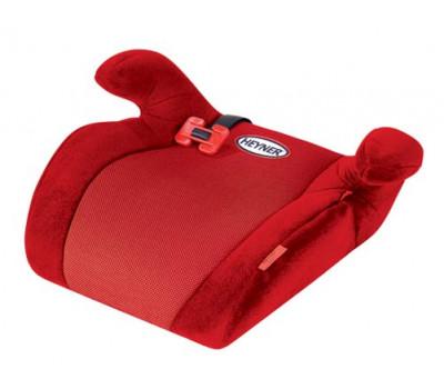 Детское автокресло бустер HEYNER SafeUp ERGO M Racing red