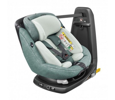 Детское автокресло MAXI-COSI AxissFix Plus Nomad Green