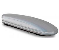Автомобильный бокс MENABO Mania 400 (165х79х37) 400 L (Серый глянец)
