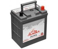 Аккумулятор ALASKA CMF 40 L 42B19 silver+