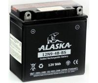 Аккумулятор ALASKA 8АЧ 12N9-4B-BS 12V
