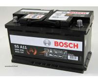 Аккумулятор BOSCH 0092S5A110