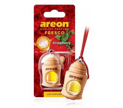 Ароматизатор AREON Fresco (Клубника)