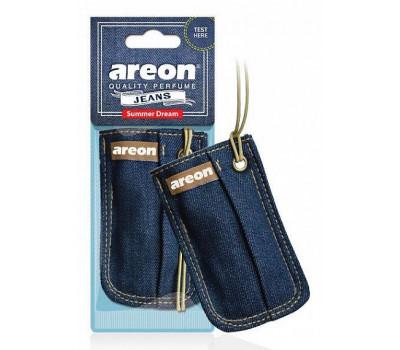 Ароматизатор AREON Jeans Bag (Летняя мечта)