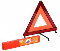 Знак аварийной остановки AIRLINE с металлическим основанием (ГОСТ Р) модель В