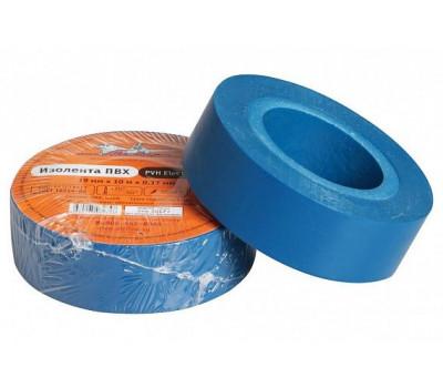 Изолента ПВХ AIRLINE, синяя, 19 мм, 10 м